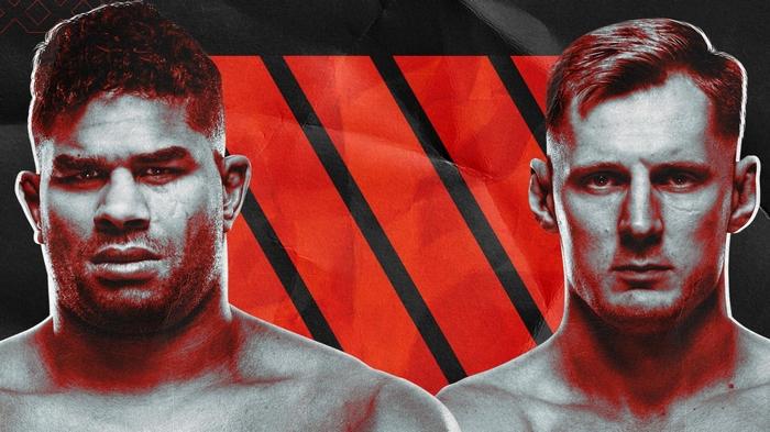 Alistair Overeem vs. Alexander Volkov na galavečeru UFC