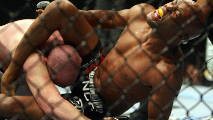 Anderson The Spider Silva v souboji v UFC