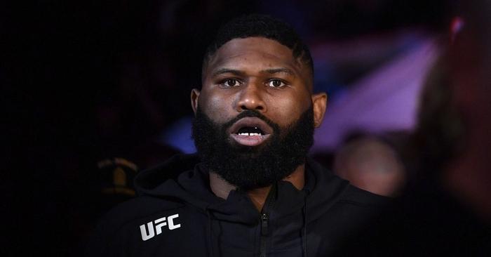 Blaydes Curtis vs. Lewis Derrick se předvedou na UFC 185