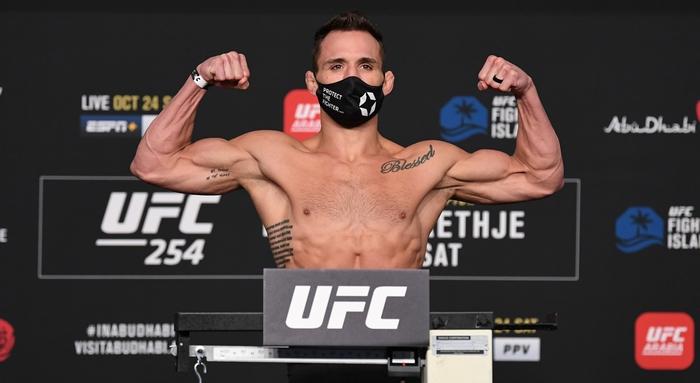 Chandler Michael má před sebou obrovskou výzvu v UFC