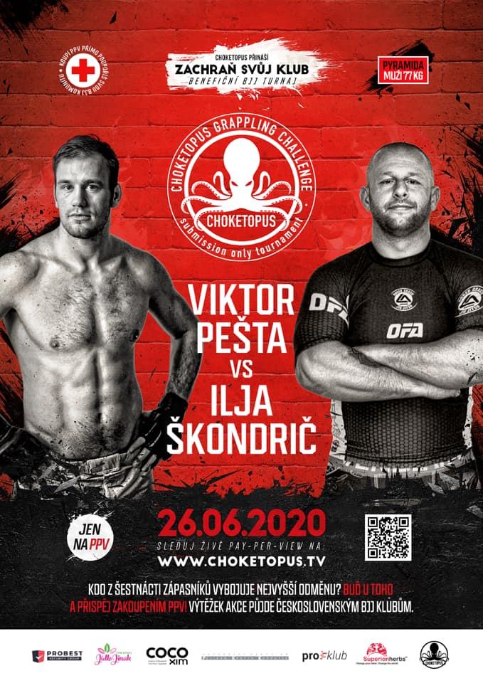 Viktor Pešta se představí českým fanouškům