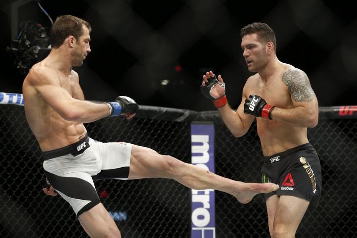 Chris Weidman zná plán, jak uspět v UFC