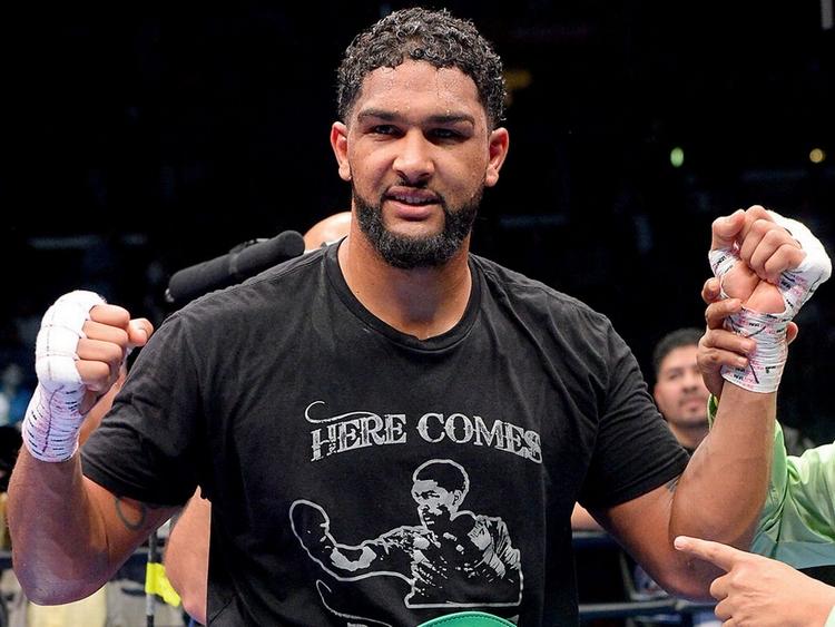 """Dominic """"Trouble"""" Breazeale hodnotí boxerské zápasy"""