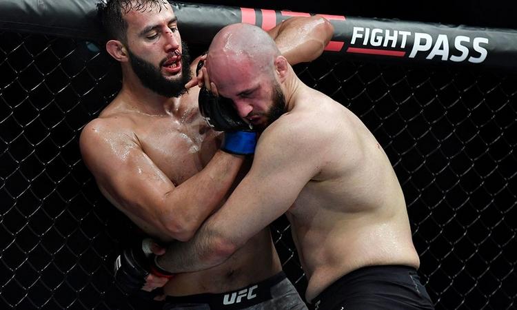 Dominick Reyes si věří na Jiřího Procházku v UFC
