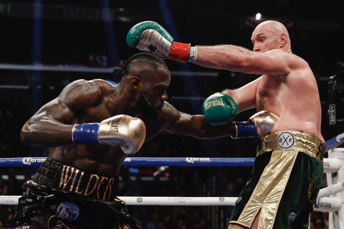 Tyson Fury se připravuje na největší zápas roku