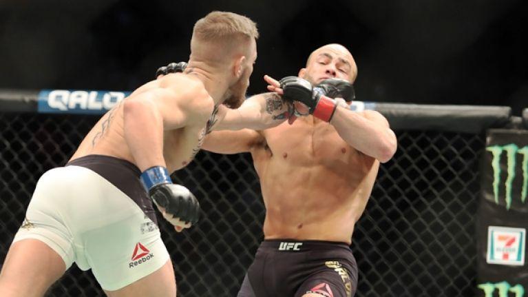 Eddie Alvarez v UFC