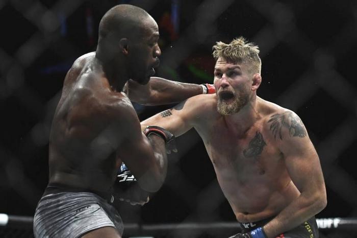 Gustafsson Alexander vs. Werdum Fabricio na akci UFC