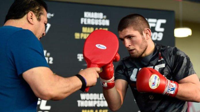 Khabib je motivovaný v UFC