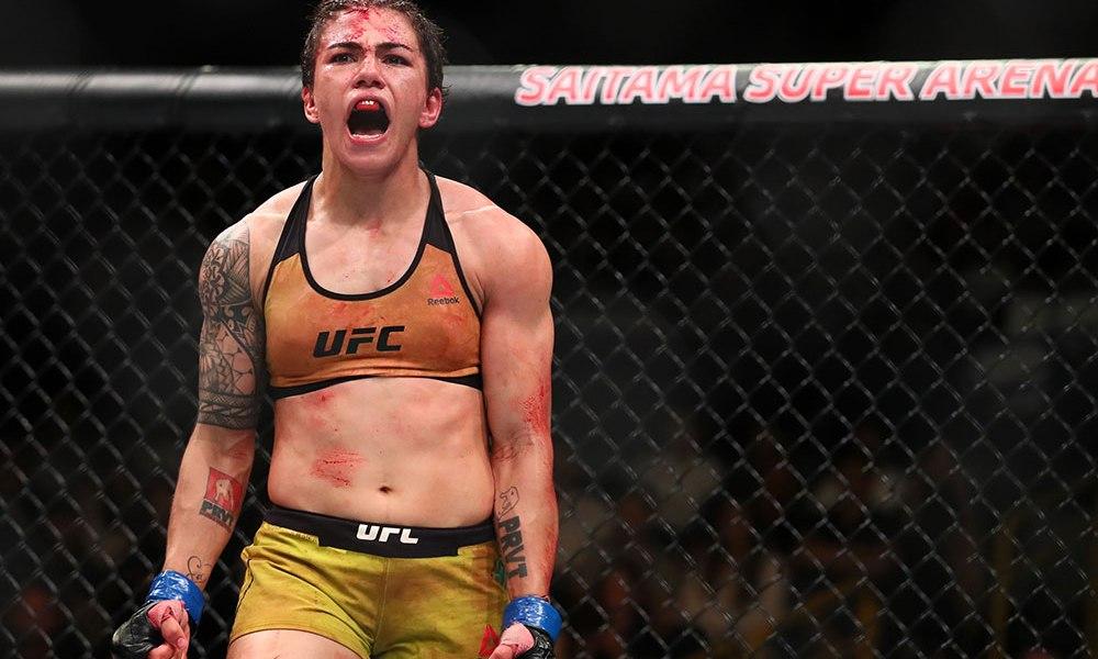 Jessica Andrade o UFC