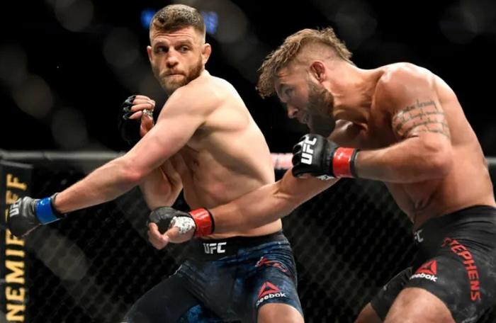 Kattar Calvin vs. Ige Dan na UFC