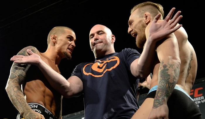 McGregor Conor vs. Poirier Dustin na UFC 257