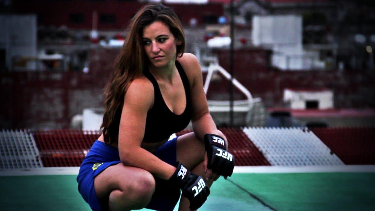 Miesha Tate v UFC