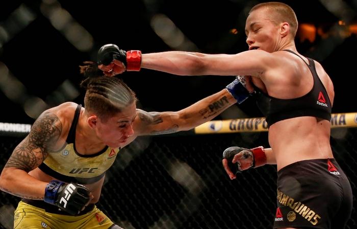 Andrade Jessica vs. Namajunas Rose v odvetě na UFC 251
