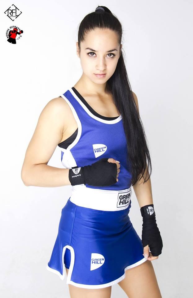 Nela Freiherrová získala titul v boxu