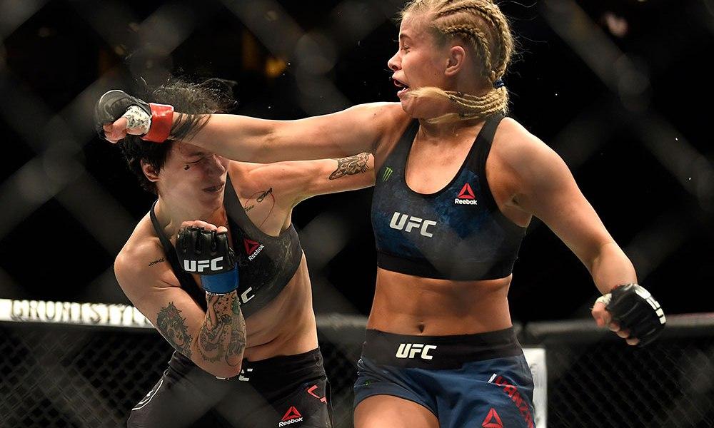 Paige Van Zant se vrací do UFC