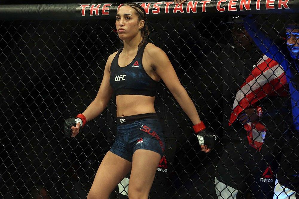 Tatiana Suarez komentuje UFC