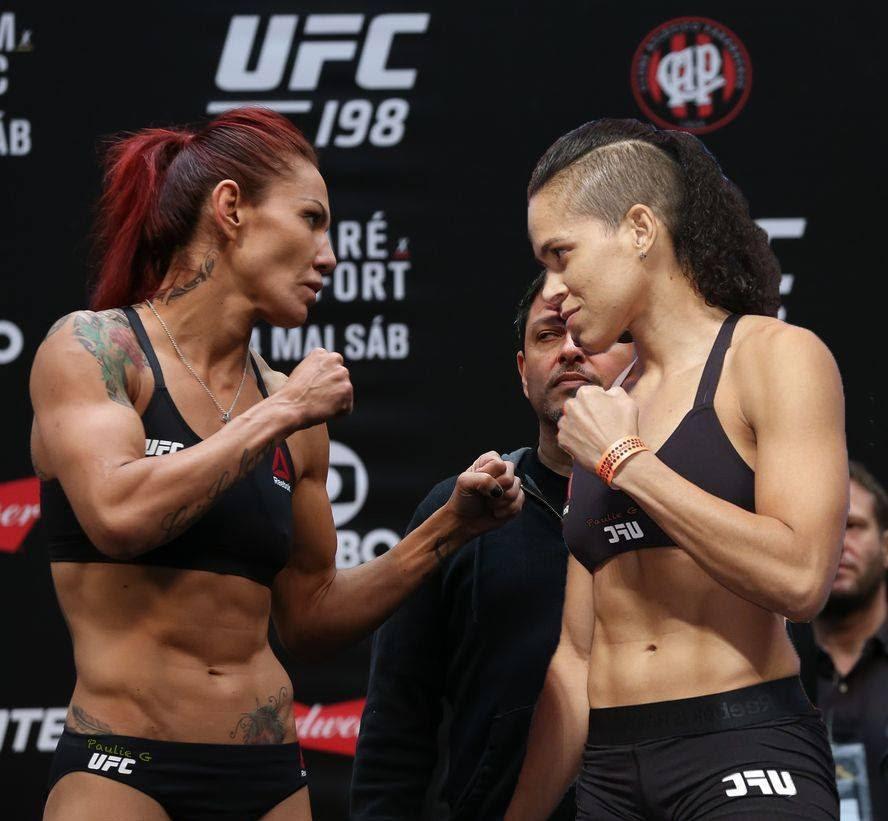 Amanda Nunes chce být nejlepší v UFC