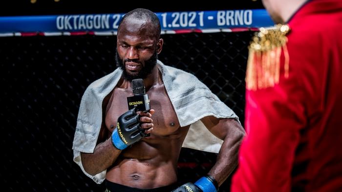 Lohore Alex má na turnaji Oktagon 21 další příležitost v MMA