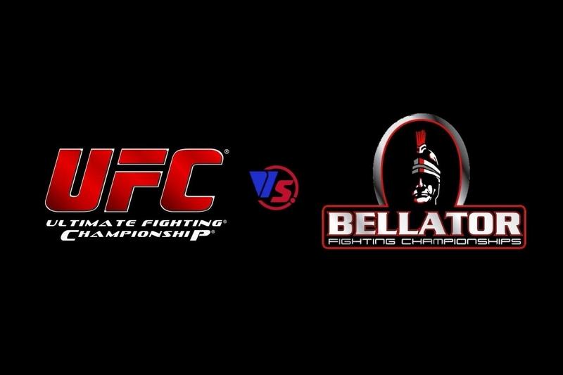 Organizace UFC a Bellator
