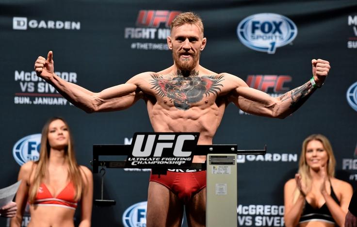 UFC - váhové kategorie