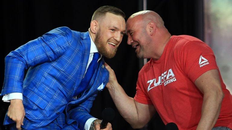 Conor McGregor chce odvetu v UFC