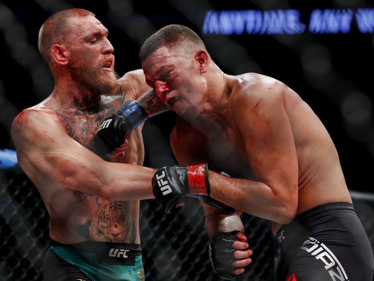 Conor Notorious McGregor vs. Nate Diaz chystají odvetu