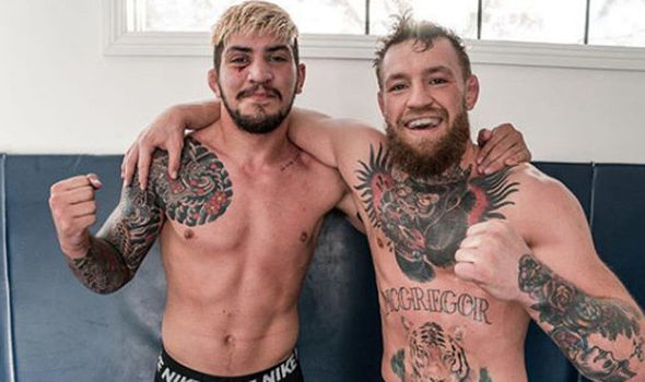 Dillon Danis v UFC