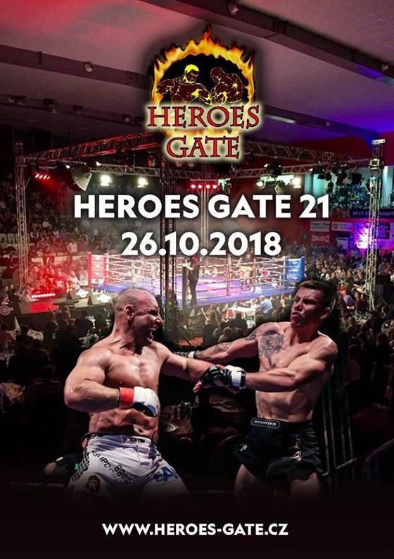 Heroes Gate 21