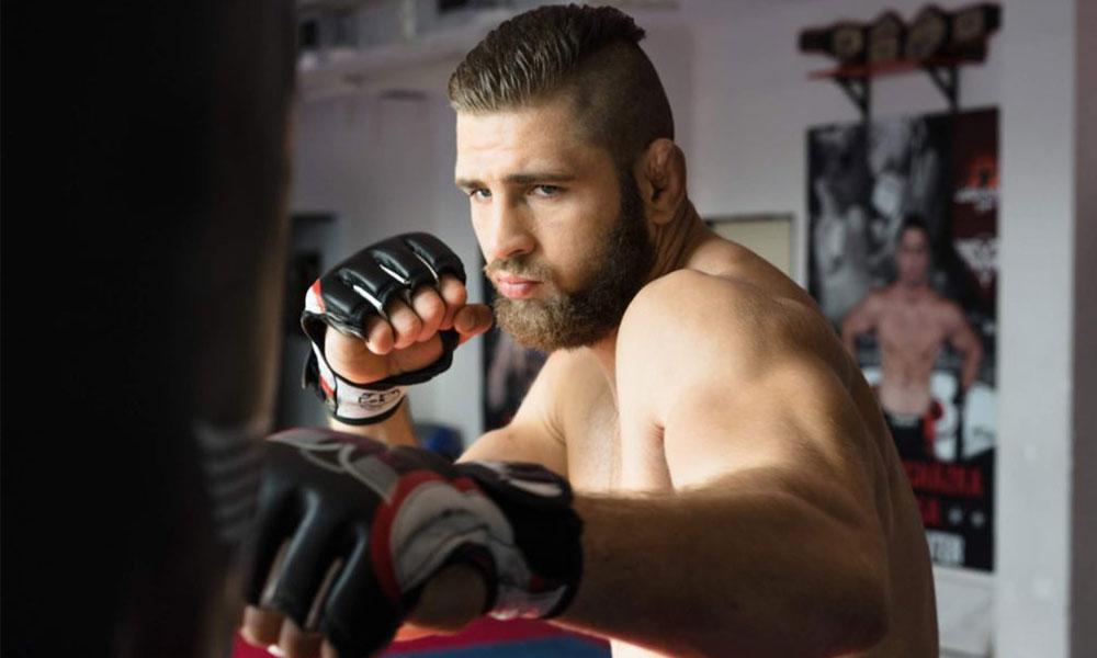 Největší česká mužská naděje v UFC Jiří Procházka
