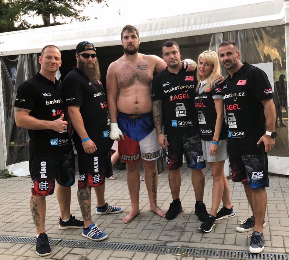 Yangames Fight Night - TKBC Praha gym