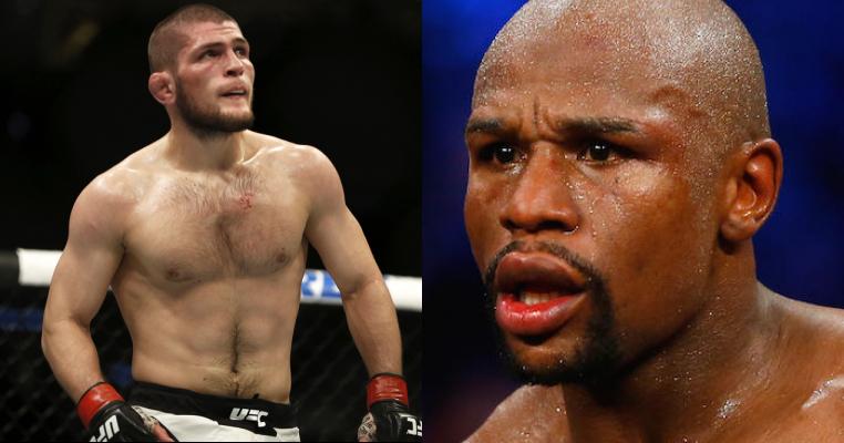 Khabib by Mayweathera zničil, kdyby se potkali v kleci, tvrdí šéf UFC
