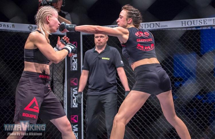 Lucie Pudilová dostala nabídku bojovat na turnaji UFC 227