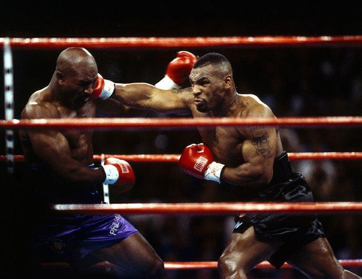 Mike Tyson v Praze