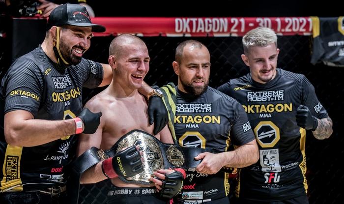 Oktagon 21 přinese skvělou fight card