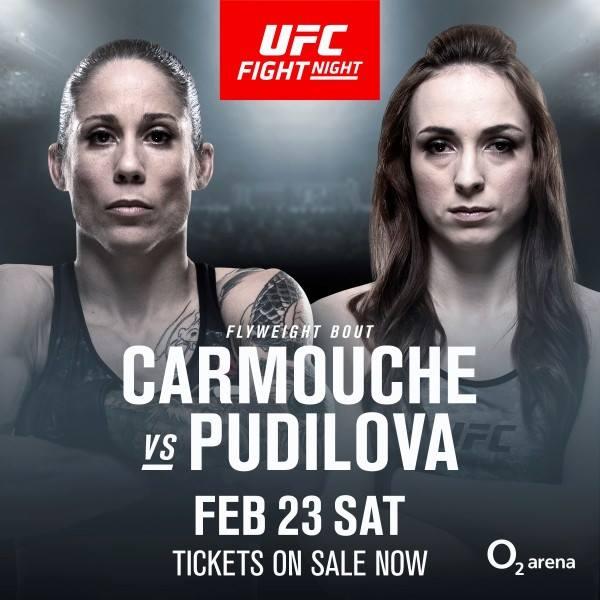 Lucie Pudilová už zná soupeřku pro UFC v Praze