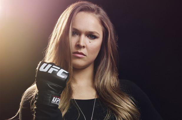 Ronda Rousey komentuje UFC