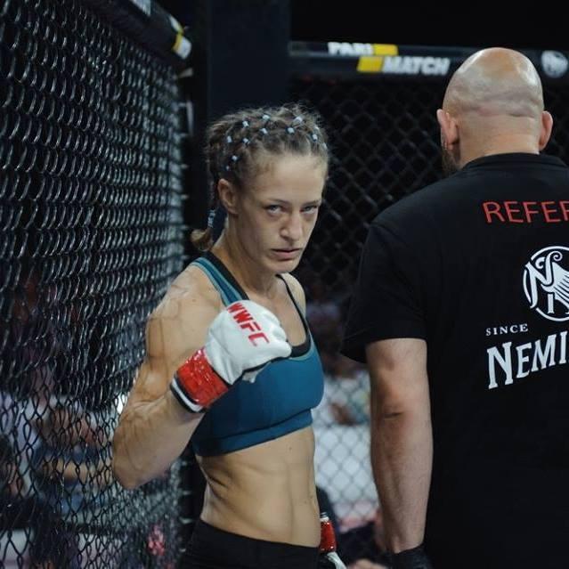 Magdalena Šormová v minulosti získala titul prestižní organizace World Warriors Fighting