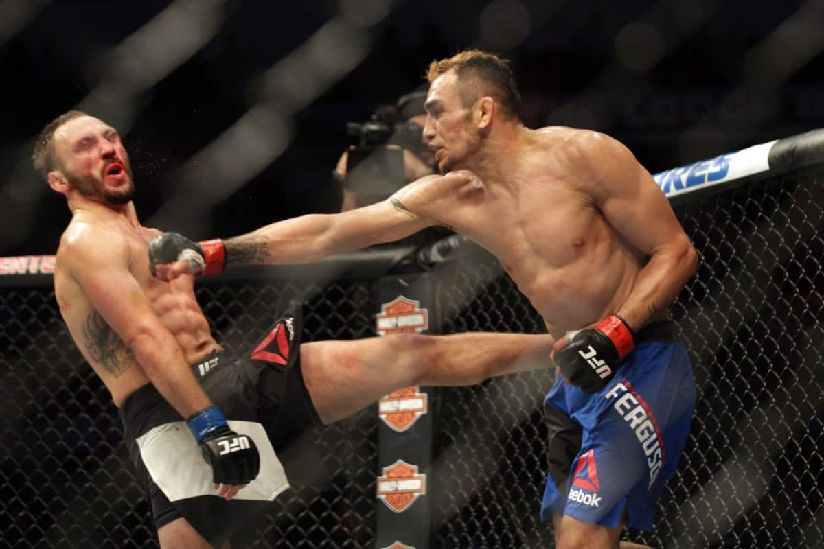 Joe Rogan o dění v UFC