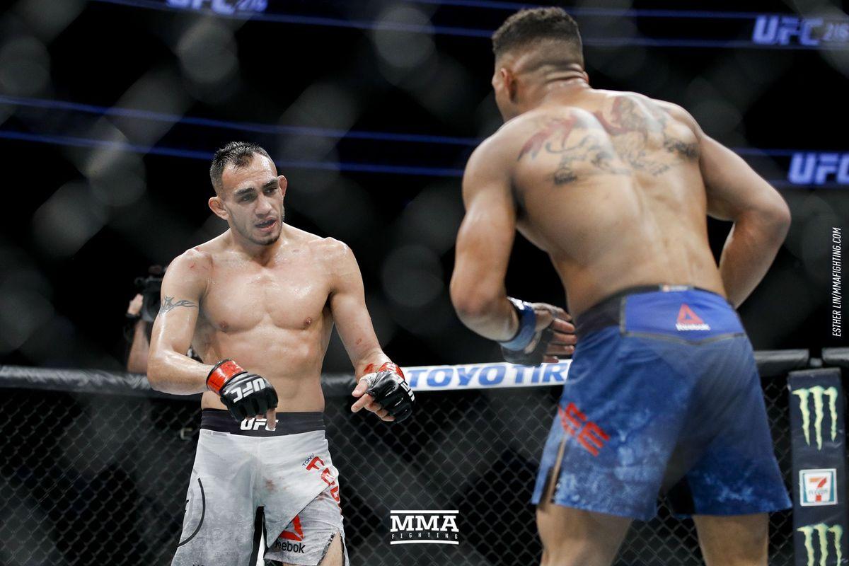 Tony Ferguson je hvězdou v UFC