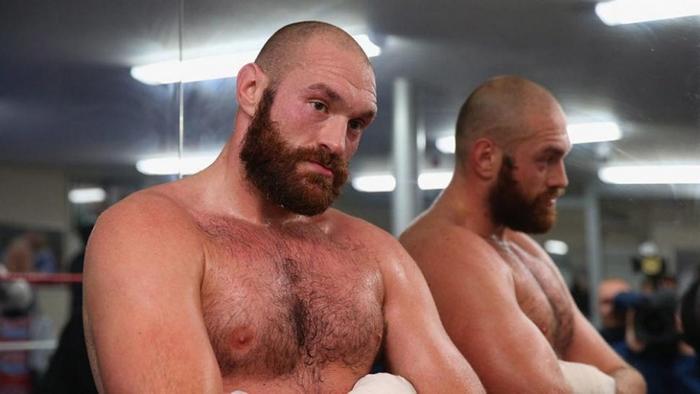 Nejlepší boxer Tyson Fury