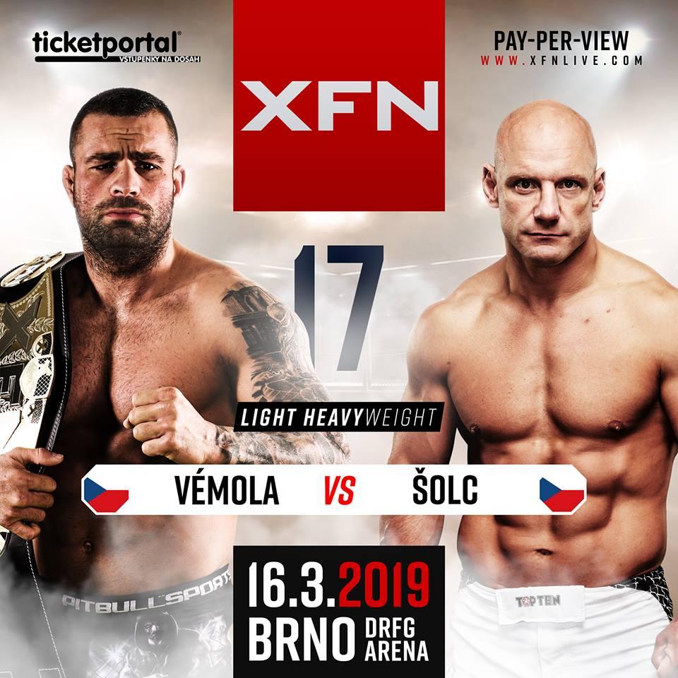 UFC v Praze se Vémoly netýká