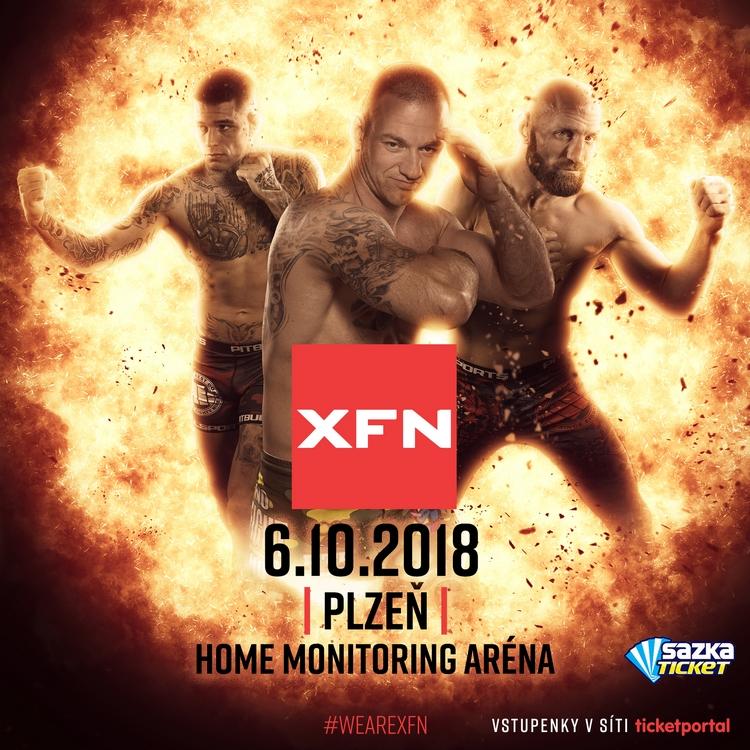 XFN 12 v Plzni